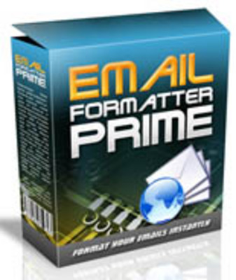 Product picture Email Formatter