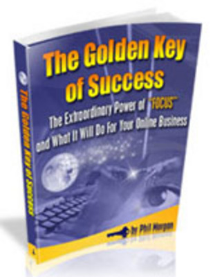 Product picture The Golden Key Of Success