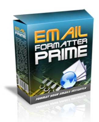 Product picture Email Formatter Prime  - MRR Included