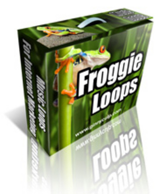 Product picture Froggie Loops - PLR Included