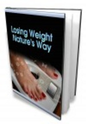 Product picture Losing Weight Natures Way - MRR Included