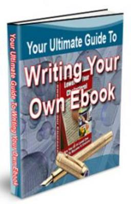 Product picture Writing Your Very Own ebook In 5 Days Or Less