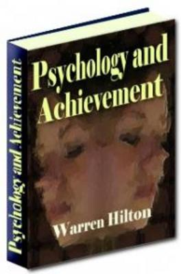 Product picture Psychology and Achievement - PLR Rights Included