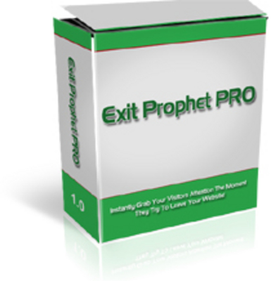 Product picture Exit Prophet Pro - PLR Rights Included